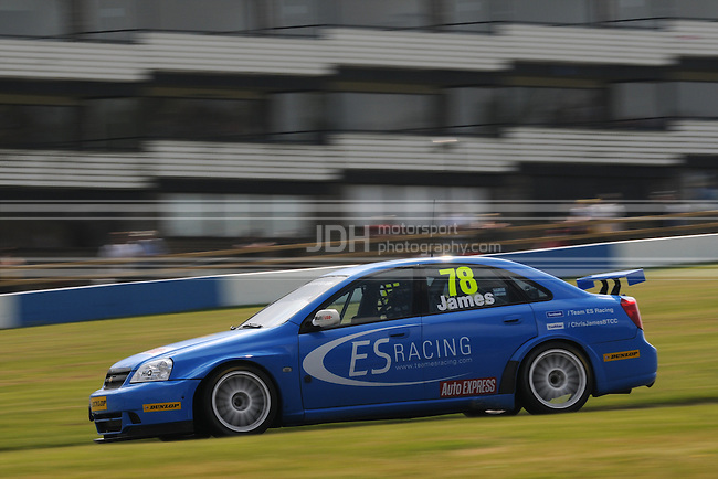 Chris James - Team ES Racing Chevrolet Lacetti