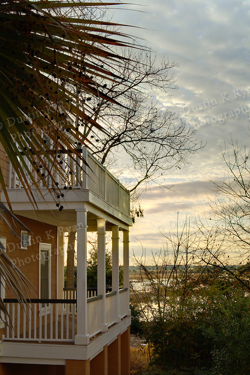 Sable on the Marsh townhomes folly beach south carolina james island project condos homes pictures architecture photography