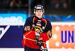 ***BETALBILD***  <br /> Stockholm 2015-09-19 Ishockey SHL Djurg&aring;rdens IF - Skellefte&aring; AIK :  <br /> Djurg&aring;rdens Tomi Sallinen under matchen mellan Djurg&aring;rdens IF och Skellefte&aring; AIK <br /> (Foto: Kenta J&ouml;nsson) Nyckelord:  Ishockey Hockey SHL Hovet Johanneshovs Isstadion Djurg&aring;rden DIF Skellefte&aring; SAIK portr&auml;tt portrait