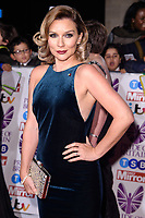 Candice Brown<br /> at the Pride of Britain Awards 2017 held at the Grosvenor House Hotel, London<br /> <br /> <br /> &copy;Ash Knotek  D3342  30/10/2017