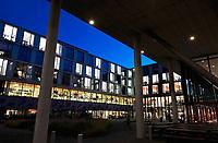 Nederland Amsterdam 2019. Science Park. Universiteit van Amsterdam. De Faculteit der Natuurwetenschappen, Wiskunde en Informatica (FNWI) van de Universiteit van Amsterdam.  Foto Berlinda van Dam / Hollandse Hoogte