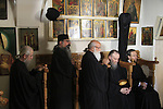 Israel, Jerusalem, the Feast of St. Constantine and St. Helen at the Greek Orthodox Patriarchate