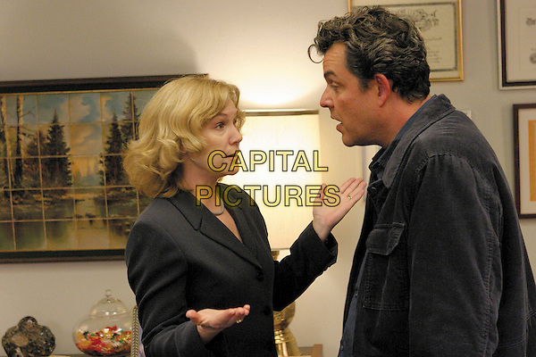 MARY KAY PLACE & DANNY HUSTON.in Silver City.*Editorial Use Only*.www.capitalpictures.com.sales@capitalpictures.com.Supplied by Capital Pictures.
