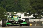 10 August 2007: Jan Heylen (BEL) at the Champ Car Generac Grand Prix at Road America, Elkahart Lake, WI.