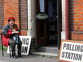 Polling Stations in London at Elections