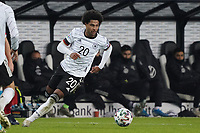 Serge Gnabry (Deutschland Germany) - 16.11.2019: Deutschland vs. Weißrussland, Borussia Park Mönchengladbach, EM-Qualifikation DISCLAIMER: DFB regulations prohibit any use of photographs as image sequences and/or quasi-video.