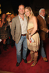 Lisa and Josh Oren at the Cattle Baron's Ball at the George Ranch Saturday April 24,2010.. (Dave Rossman Photo)