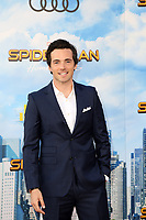 """LOS ANGELES - JUN 28:  Ian Harding at the """"Spider-Man: Homecoming"""" at the TCL Chinese Theatre on June 28, 2017 in Los Angeles, CA"""
