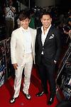 Byung-hun Lee and Jon M. Chu, May 27, 2013 : Byung-Hun Lee, director Jon M. Chu attend G.I.Joe: Retaliation Japan premiere on 27 May 2013 Tokyo Japan. (Photo by Mooto Naka/AFLO)