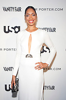 Gina Torres at the USA Network and Mr. Porter Presents &quot;A SUITS STORY&quot; event at NYC's High Line in New York City.  June 12, 2012.   &copy; Laura Trevino/MediaPunch Inc NORTEPHOTO.COM<br /> NORTEPHOTO.COM