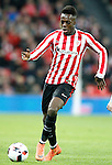 Athletic de Bilbao's Inaki Williams during Spanish Kings Cup match. January 05,2017. (ALTERPHOTOS/Acero)