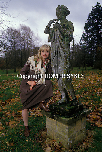 Elizabeth ( Lizzie ) Spender playwright, actress 1980s UK