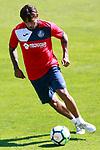 Getafe's Damian Suarez during training session. September 12,2017.(ALTERPHOTOS/Acero)