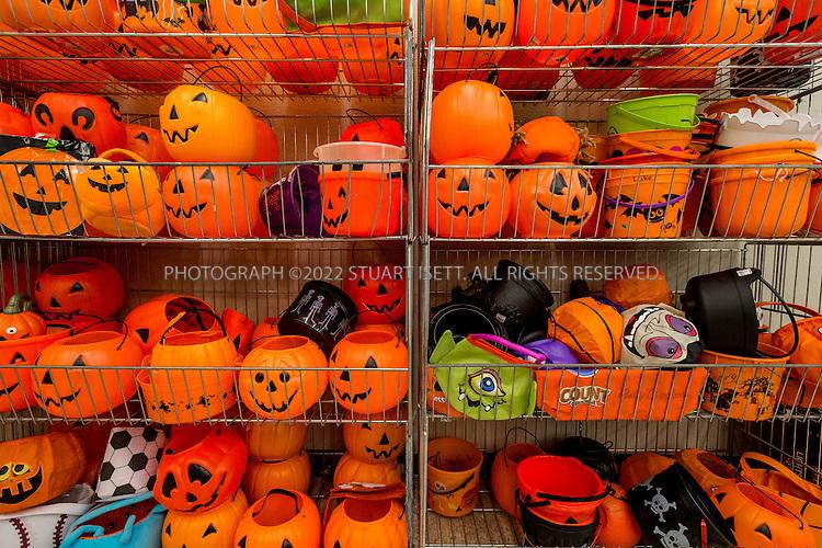 10/28/2015 &mdash; Tacoma, Washington, USA<br /> <br /> Goodwill's Halloween store in Tacoma, WASH.<br /> <br /> CREDIT: Stuart Isett for The Wall Street Journal<br /> Slug: GOODWILL