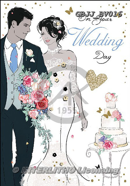 Jonny, WEDDING, HOCHZEIT, BODA, paintings+++++,GBJJBV016,#w#, EVERYDAY