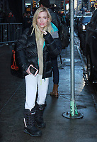 NEW YORK, NY - JANUARY 9: Tracy Anderson at Good Morning America promoting her book Total Teen: Tracy Anderson's Guide to Health, Happiness and Ruling Your World in New York City on January 9, 2018. <br /> CAP/MPI/RW<br /> &copy;RW/MPI/Capital Pictures