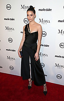 WEST HOLLYWOOD, CA - JANUARY 11: Amanda Steele, at Marie Claire's Third Annual Image Makers Awards at Delilah LA in West Hollywood, California on January 11, 2018. Credit: Faye Sadou/MediaPunch