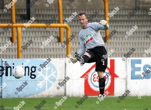 2009-07-23 / Seizoen 2009-2010 / Voetbal / Zwarte Leeuw / Wim Ferket..Foto: Maarten Straetemans (SMB)