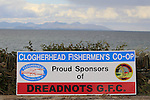 during the Clogherhead Fishermen's Co-op Ltd sponsorship with the Dreadnots GFC on Tuesday 19th August 2014.<br /> Picture:  Thos Caffrey / www.newsfile.ie