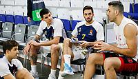 2019.12.17 EuroLeague Real Madrid Baloncesto VS Milan