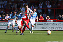 Greg Tansey of Stevenage scores from the penalty spot<br />  - Stevenage v Bradford City - Sky Bet League 1 - Lamex Stadium, Stevenage - 31st August, 2013<br />  © Kevin Coleman 2013