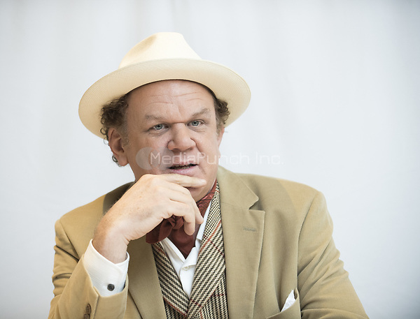 John C. Reilly at the 2018 Toronto International Film Festival‎, press conference for The Sisters Brothers, Toronto, Canada - 10 Sep 2018. Credit: Action Press/MediaPunch ***FOR USA ONLY***