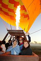 May 07 2019 Hot Air Balloon Gold Coast and Brisbane