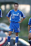 24 August 2004: Alex Zotinca before the game. The Kansas City Wizards defeated the San Jose Earthquakes 1-0 at Blue Valley District Athletic Complex in Overland Park, KS in a semifinal game in the 2004 Lamar Hunt U.S. Open Cup..