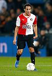 Nederland, Rotterdam, 30 oktober 2013<br /> KNVB Beker<br /> Seizoen 2013-2014<br /> Feyenoord-HSV Hoek<br /> Otman Bakkal van Feyenoord