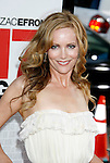 """HOLLYWOOD, CA. - April 14: Leslie Mann  arrives at the premiere of Warner Bros. """"17 Again"""" held at Grauman's Chinese Theatre on April 14, 2009 in Hollywood, California."""