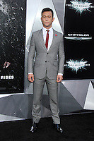 NEW YORK, NY - JULY 16:  Joseph Gordon-Levitt at 'The Dark Knight Rises' premiere at AMC Lincoln Square Theater on July 16, 2012 in New York City.  © RW/MediaPunch Inc.