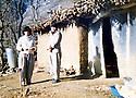 Iraq 1981.Pakchan Hafid, in Toujala.Irak 1981. A Toujalla, Pakchan Hafid