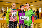 At the Puck Warriors annual 5k and 10km Jingle Run on Saturday were l-r  Deirdre Quirke, Laura Donnelly and Rose O'Sullivan