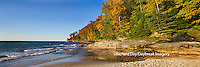 64776-010.06 Miners Beach Pictured Rocks National Lakeshore, MI