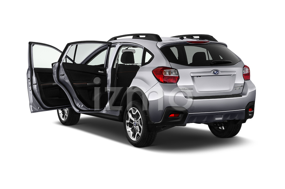 Car images of 2016 Subaru Crosstrek 2.0i Premium CVT 5 Door SUV Doors