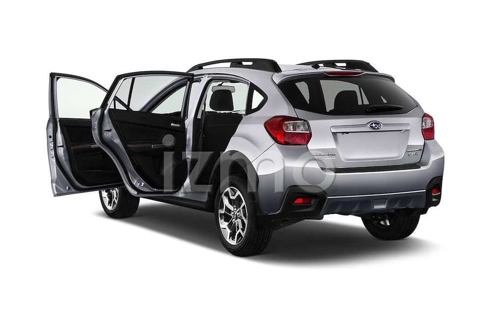Car images of 2017 Subaru Crosstrek 2.0i Premium CVT 5 Door SUV Doors