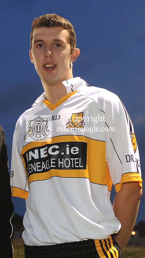 Dr Crokes defender Mike Moloney. .Picture: macmonagle.com