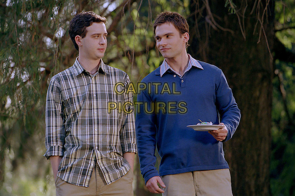 EDDIE KAYE THOMAS.SEANN WILLIAM SCOTT.in American Wedding.Filmstill - Editorial Use Only.Ref: FB.sales@capitalpictures.com.www.capitalpictures.com.Supplied by Capital Pictures.
