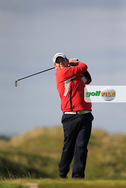 Craig Martin (Kilkenny)<br /> during R1 of the East of Ireland Amateur Open championship 2013 at Co Louth Golf club, 1/6/13<br /> Picture:  Thos Caffrey / www.golffile.ie