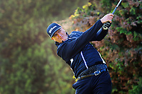 Fraser Wilkin. Day one of the Jennian Homes Charles Tour / Brian Green Property Group New Zealand Super 6's at Manawatu Golf Club in Palmerston North, New Zealand on Thursday, 5 March 2020. Photo: Dave Lintott / lintottphoto.co.nz