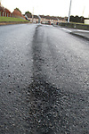 Potholes in Yellowbatter...(Photo credit should read Jenny Matthews/www.newsfile.ie)....This Picture has been sent you under the conditions enclosed by:.Newsfile Ltd..The Studio,.Millmount Abbey,.Drogheda,.Co Meath..Ireland..Tel: +353(0)41-9871240.Fax: +353(0)41-9871260.GSM: +353(0)86-2500958.email: pictures@newsfile.ie.www.newsfile.ie.
