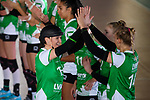 18.11.2018, Halle Berg Fidel, Muenster<br />Volleyball, Bundesliga Frauen, Normalrunde, USC MŸnster / Muenster vs. VfB Suhl Lotto ThŸringen / Thueringen<br /><br />Chiara Hoenhorst (#15 Muenster)<br /><br />  Foto &copy; nordphoto / Kurth