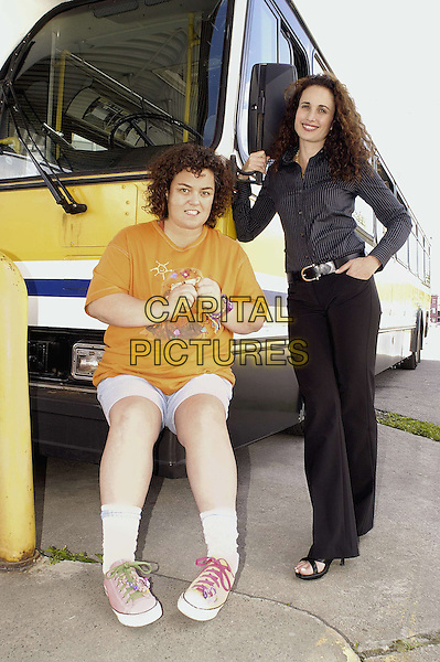 ROSIE O'DONNELL & ANDIE MacDOWELL.in Riding The Bus With My Sister.Filmstill - Editorial Use Only.CAP/AWFF.www.capitalpictures.com.sales@capitalpictures.com.Supplied By Capital Pictures.