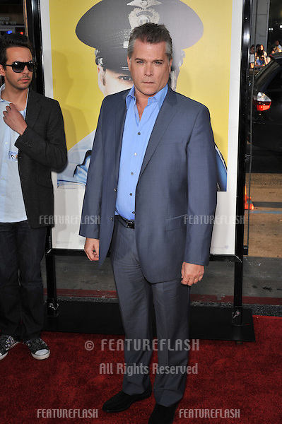 "Ray Liotta at the Los Angeles premiere of his new movie ""Observe and Report"" at the Grauman's Chinese Theatre, Hollywood..April 6, 2009  Los Angeles, CA.Picture: Paul Smith / Featureflash"