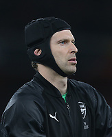 Arsenal's Petr Cech<br /> <br /> Photographer Rob Newell/CameraSport<br /> <br /> Football - UEFA Europa League Round of 16 Leg 2 - Arsenal v Rennes - Thursday 14th March 2019 - The Emirates - London<br />  <br /> World Copyright © 2018 CameraSport. All rights reserved. 43 Linden Ave. Countesthorpe. Leicester. England. LE8 5PG - Tel: +44 (0) 116 277 4147 - admin@camerasport.com - www.camerasport.com