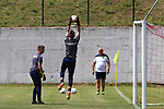 29th of July 2018, Roncone, Italy; Pre Season football friendly Primavera, Hellas Verona versus FC Ingolstadt 04; Goalkeepers at training. Credit: Pierre Teyssot / Nicer