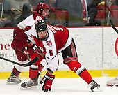 (Ford) Luke Curadi (RPI - 5) - The Harvard University Crimson defeated the visiting Rensselaer Polytechnic Institute Engineers 4-0 (EN) on Saturday, November 10, 2012, at Bright Hockey Center in Boston, Massachusetts.