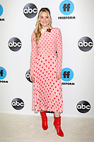 LOS ANGELES - FEB 5:  AJ Michalka at the Disney ABC Television Winter Press Tour Photo Call at the Langham Huntington Hotel on February 5, 2019 in Pasadena, CA.<br /> CAP/MPI/DE<br /> ©DE//MPI/Capital Pictures