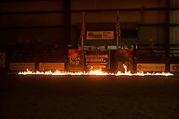 SEBRA - Chatham, VA - 10.25.2014 - Behind the Scenes