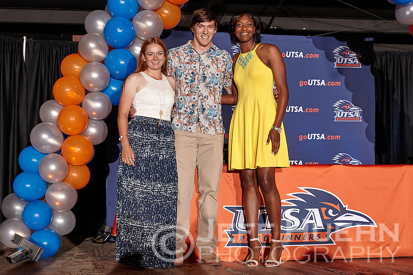 SAN ANTONIO, TX - APRIL 27, 2015: The University of Texas at San Antonio Roadrunners Athletics Banquet at Pedrotti's North Wind Ranch. (Photo by Jeff Huehn)